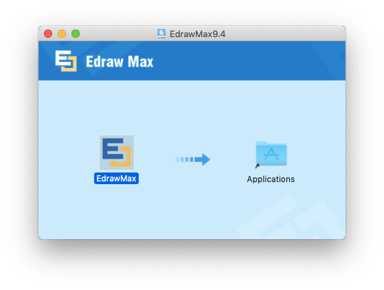 Save EdrawMax9.4 Application