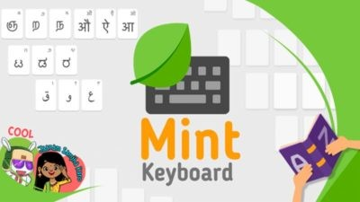 mint keyboard