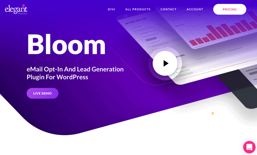 Bloom Email Marketing Tool