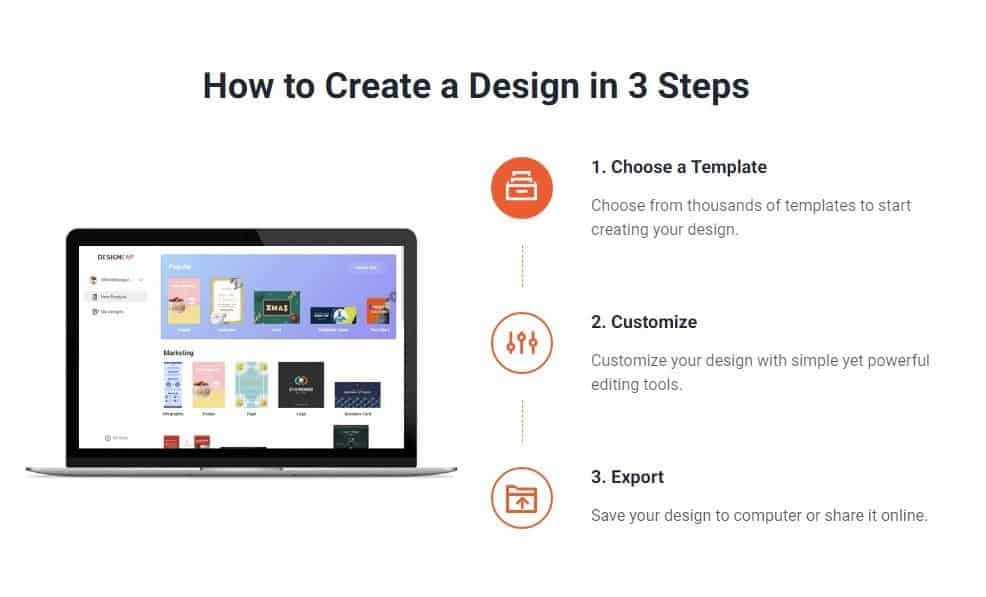 Easily Creating Posters with DesignCap