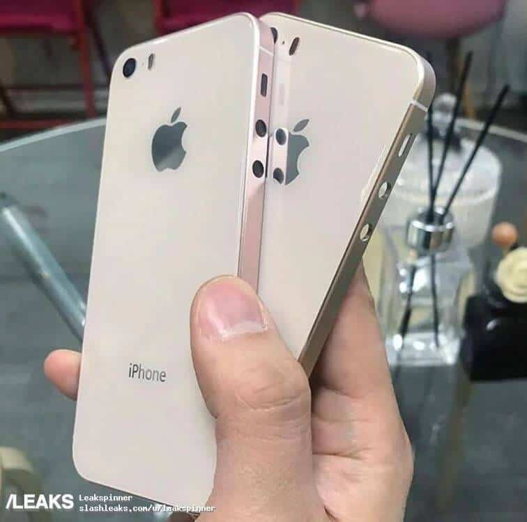 iPhone SE 2 Hands-on Image