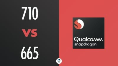 Snapdragon 710 vs Snapdragon 665