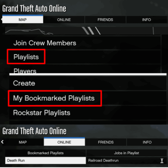 Access custom map in GTA 5