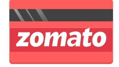 Zomato credit card