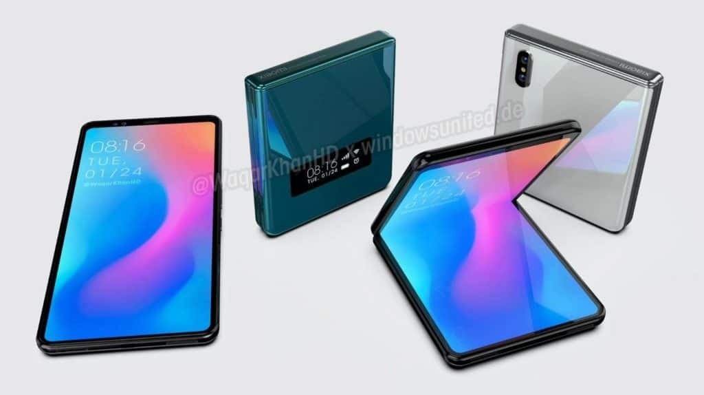 Xiaomi's foldable phone