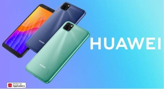 Huawei Y5p and Y6p with T8