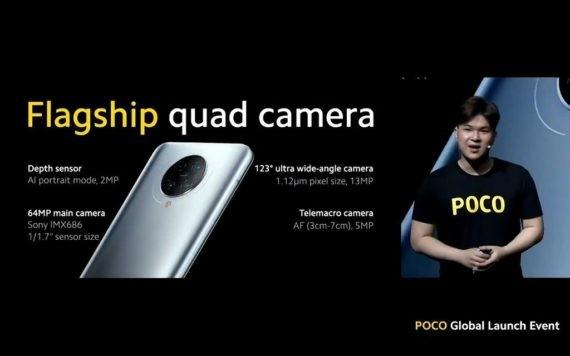 Poco F2 camera specs