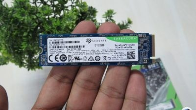 Seagate Barracuda 510 NVMe Internal SSD