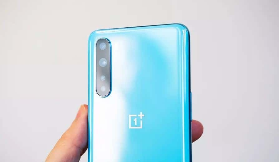 OnePlus Nord Rear