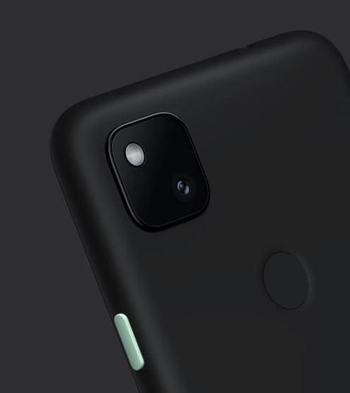 Pixel 4a back