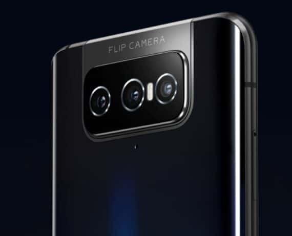 Zenfone 7 Camera
