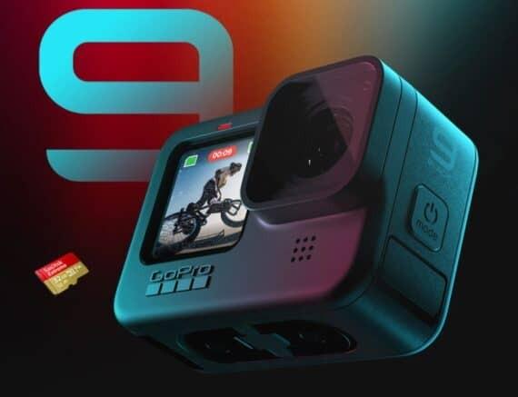 GoPro Hero 9 Black cam
