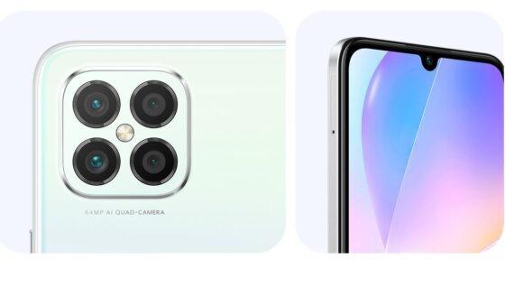 Huawei Nova 8 SE camera