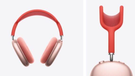 Apple AirPods Max colour
