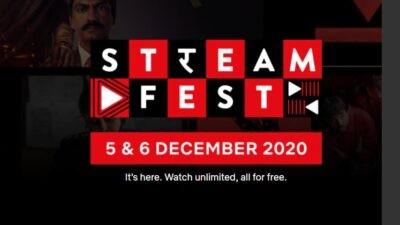 Netflix Streamfest