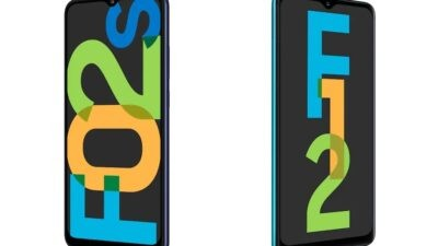 Samsung Galaxy F02s and F12