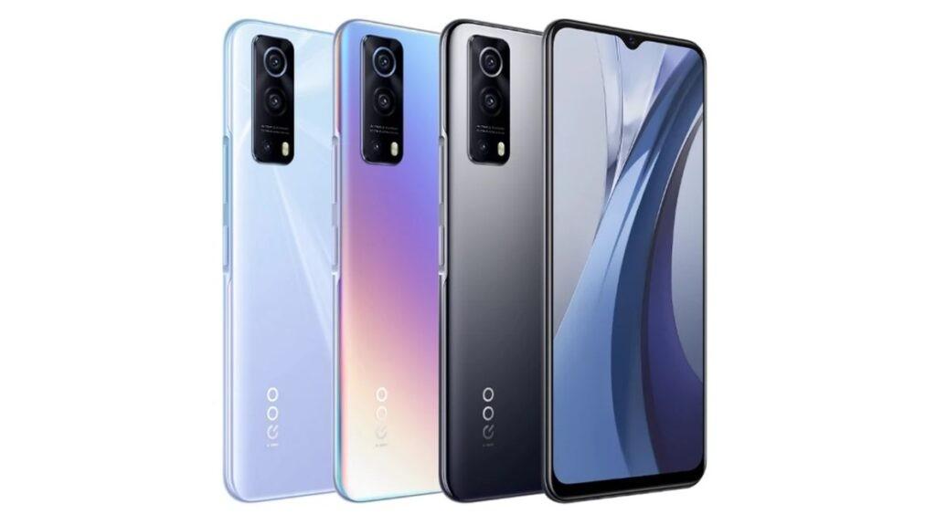 iQOO Z3 Colors