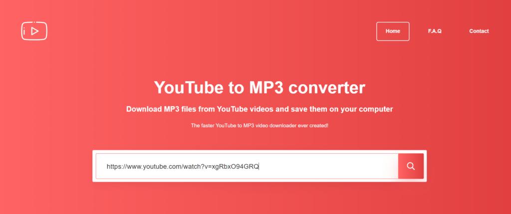 GO MP3 YouTube Converter