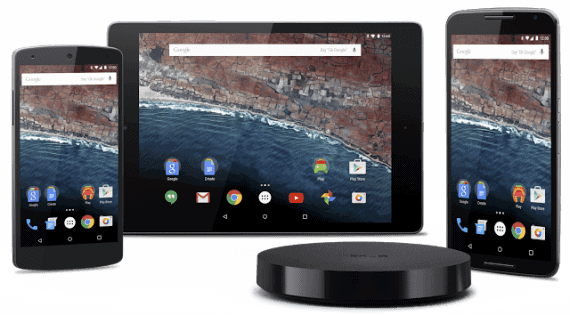 install android M on Nexus 5, 6, 9