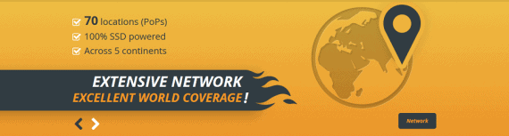 CDNsun Review - Extensive Distribution of Server Networks