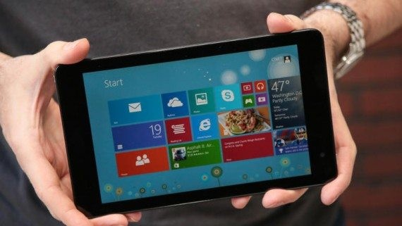 best windows 8 tablet