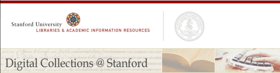 Digital Collections at Stanford