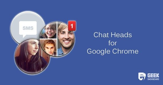 how to Facebook chat heads for Google Chrome