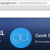 Get a custom url for your Google+ Profile