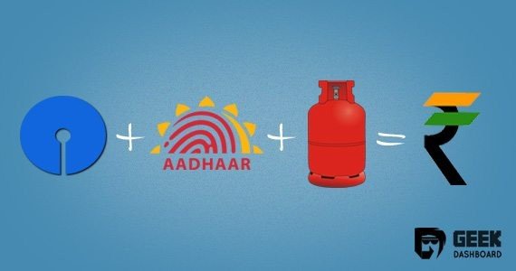 How to link Aadhaar Card with SBI to get LPG Subsidy