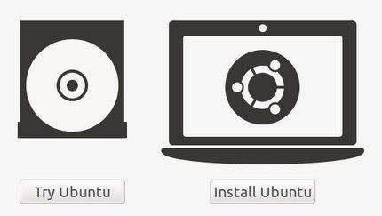 Install Linux using CD