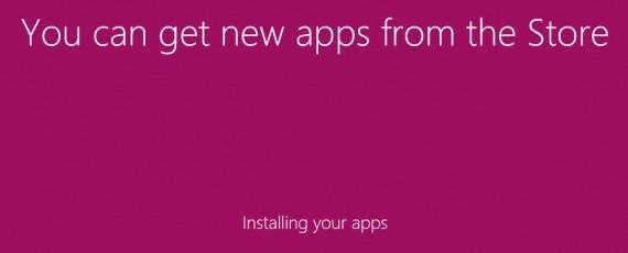 Installing apps in windows 10