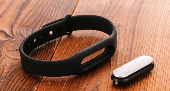 Mi Band Tracker and wrist band