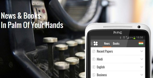 NewsHunt.com to read newspaper online