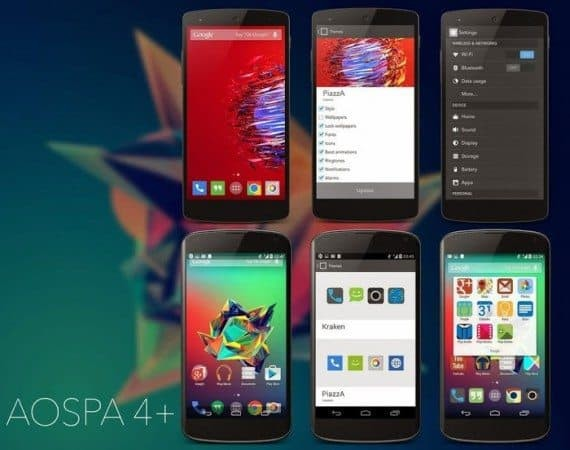 Paranoid Android ROM for Moto G