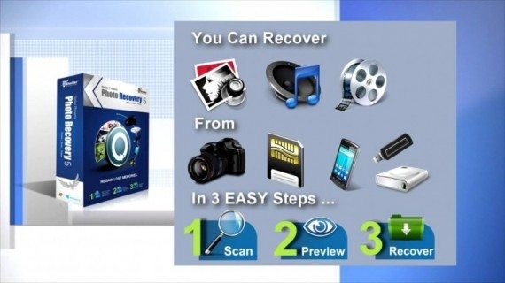 how to recover photos from digital camera