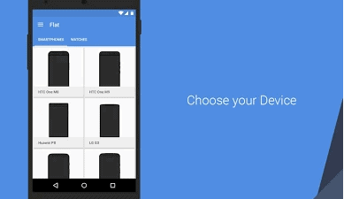 create mockups in android app
