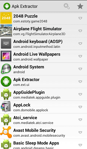 app extractor android mobile apps