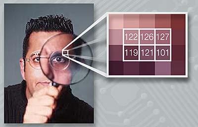 Steganography technology
