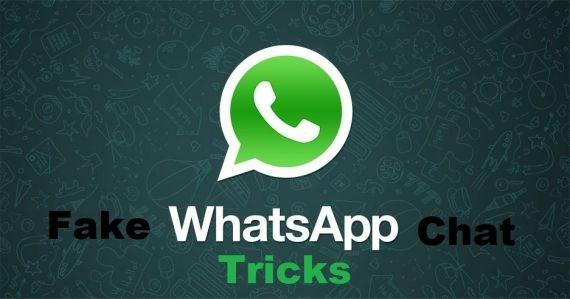 Tricks to Generate Fake WhatsApp Conversation