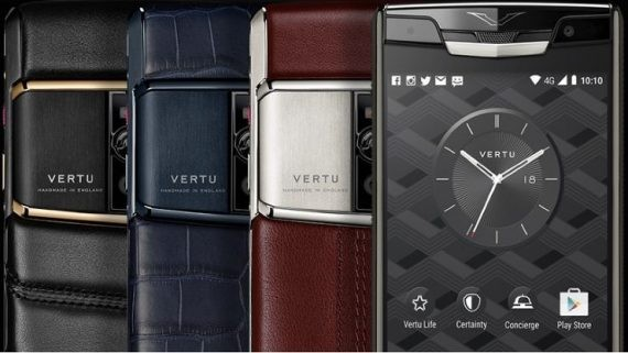 Vertu Signature Touch Collection