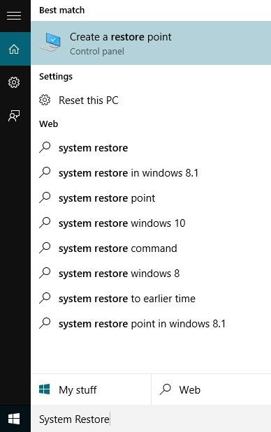 Critical Error in Windows 10 - Solved