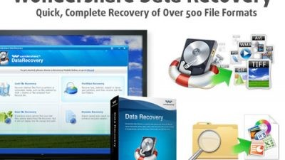 Wondershare Data Recovery Review