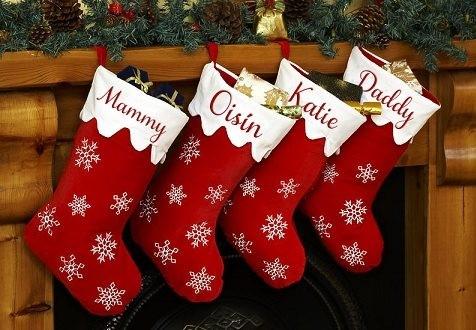 Christmas stockings gift ideas for christmas