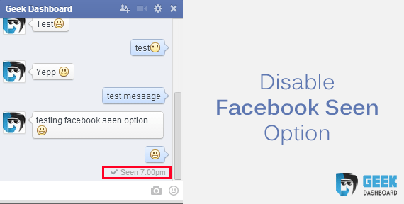 disable facebook seen option