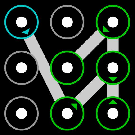 cool pattern lock ideas