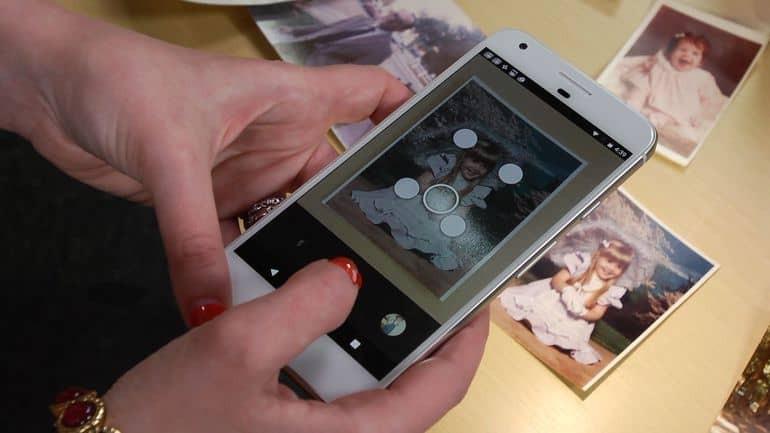 google launches photoscan