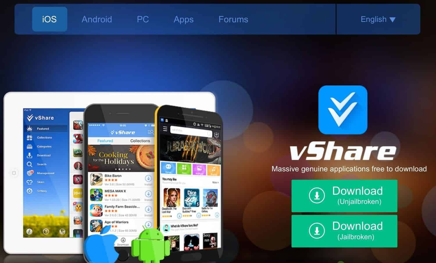 install vShare on iOS 8.3 without jailbreak