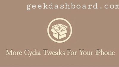 best cydia tweaks for iOS 7 and 8