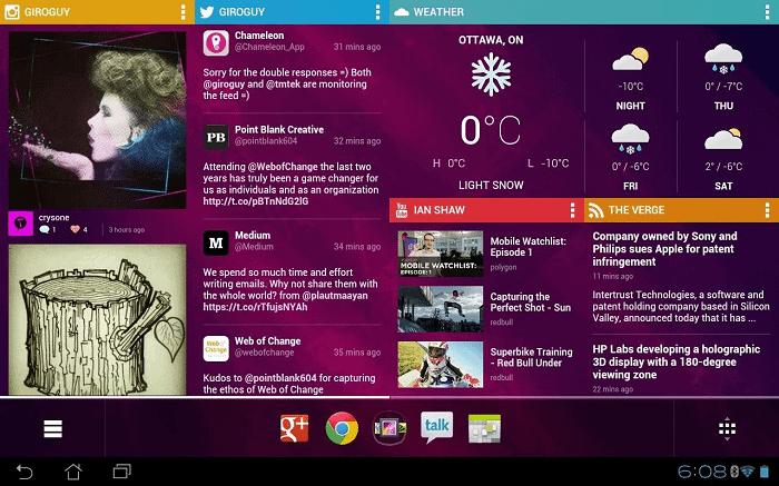 tablet customization
