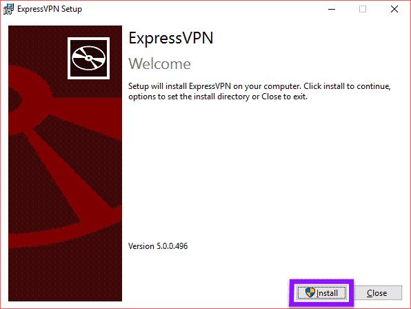 setup VPN